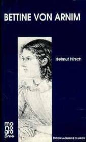 Bettine Von Arnim - Couverture - Format classique