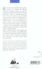 Aile D'Airain (L') - 4ème de couverture - Format classique