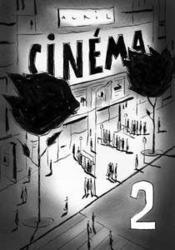 Cinéma deuxième partie - Couverture - Format classique