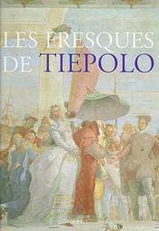 Tiepolo Peintre De Fresque - Couverture - Format classique