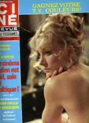 Cine Revue - Tele-Programmes - 60e Annee - N° 20 - Mon Oncle D'Amerique - Couverture - Format classique