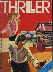 Thriller - Bimestriel N°13 - Couverture - Format classique