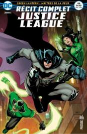 Justice League récit complet N.6 ; les Green Lantern arrivent à Gotham !  - Collectif