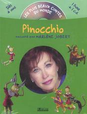 Pinocchio - Intérieur - Format classique