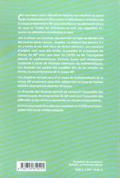 Resume De Cours, Textes Et Corriges De Devoirs - 4ème de couverture - Format classique