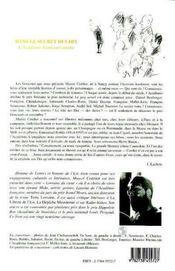 Dans Le Secret Des Dix ; L'Academie Goncourt Intime - 4ème de couverture - Format classique