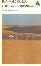 L'exploitation du sahara - Intérieur - Format classique