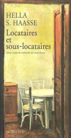 Locataires Et Sous-Locataires - Couverture - Format classique