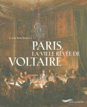 Paris, la ville rêvée de Voltaire - Intérieur - Format classique