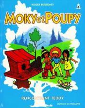 Moky et Poupy rencontre teddy - Couverture - Format classique