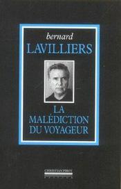 Malediction du voyageur (la) - Intérieur - Format classique