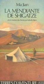 La mendiante du shigatze - Couverture - Format classique
