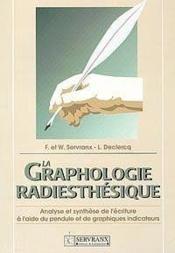 Graphologie Radiesthesique - Couverture - Format classique