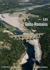 Les gallo-romains - Intérieur - Format classique