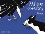 Milton et le corbeau - Couverture - Format classique