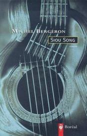 Siou Song - Couverture - Format classique
