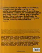 Art roman - 4ème de couverture - Format classique