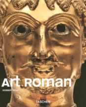 Art roman - Couverture - Format classique