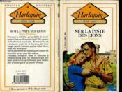 Sur La Piste Des Lions - Couverture - Format classique