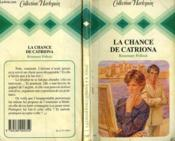 La Chance De Catriona - The Sun And Catriona - Couverture - Format classique