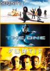 DVD & Blu-ray - Passé Virtuel + The One + Furtif