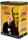 DVD &amp; Blu-ray - Coffret Louis De Funes : Oscar , La Folie Des Grandeurs , Hibernatus , L' Homme Orchestre , Le Grand Restaurant