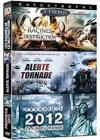 DVD & Blu-ray - Disaster - Coffret 3 Films : Les Racines De La Destruction + Alerte Tornade + Prophétie 2012 : La Fin Du Monde