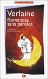 Livres - Romances sans paroles