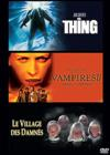 DVD &amp; Blu-ray - The Thing + Le Village Des Damns + Vampires Ii, Adieu Vampires