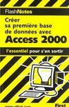 Bases De Donnees Efficaces Avec Access 2000