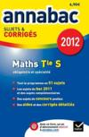 Annabac 12 Corr Maths Tle S Corriges