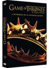 DVD & Blu-ray - Game Of Thrones (Le Trône De Fer) - Saison 2