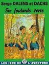 Six foulards verts