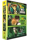 DVD & Blu-ray - Ben 10 - Coffret Longs Métrages