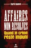 Livres - Affaires Non Resolues