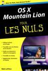 OS X mountain lion poche pour les nuls
