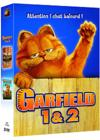 DVD & Blu-ray - Garfield - Le Film + Garfield 2