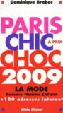 Paris chic à prix choc (édition 2009)