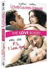DVD &amp; Blu-ray - The Love Boxset : Love &amp; Autres Drogues + P.S. : I Love You
