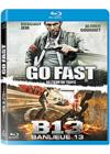 DVD &amp; Blu-ray - Go Fast + Banlieue 13