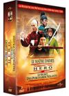 DVD & Blu-ray - Coffret Asiatique - Le Maître D'Armes + Hero + Le Secret Des Poignards Volants