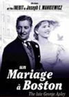 DVD & Blu-ray - Un Mariage À Boston