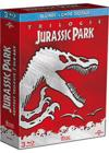 DVD &amp; Blu-ray - Jurassic Park Trilogie