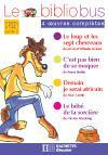 Le Bibliobus T.14 ; Cp, Ce1 ; Cycle 2 ; Le Loup Et Les Sept Chevreaux ; C'Est Pas Bien De Se Moquer... ; Livre De L'Elève