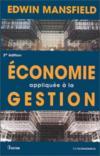 Economie Appliquee A La Gestion