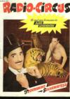 Radio-Circus. Programme Souvenirs 1954. Le Seul Avec Le Concours De Radio Luxembourg.
