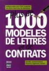 Plus de 1000 modèles de lettres (édition 2010)