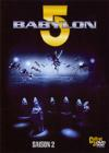 DVD &amp; Blu-ray - Babylon 5 - Saison 2 - Coffret 1