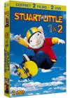 DVD &amp; Blu-ray - Stuart Little + Stuart Little 2