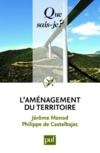 Livres - L'amnagement du territoire (15e dition)